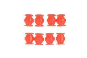 Демпферы большие красные 8 шт упаковка