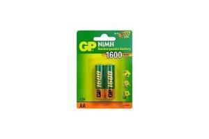 Аккумулятор GP R6 1600mAh 160AAHC R6 Ni-MH BL2