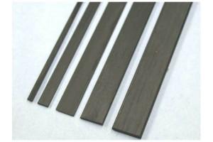 Профиль карбоновый 0,6*5*1000мм