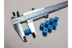 Демпферы маленькие синие 8 штук в упаковке