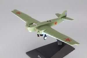 Модель самолёта ТБ-1 DeAgostini
