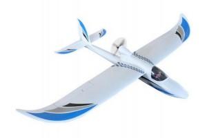Радиоуправляемый планер Top RC SKY SURFER синий