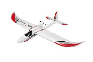 Планер Top RC SKY SURFER красный 1400мм 2.4G
